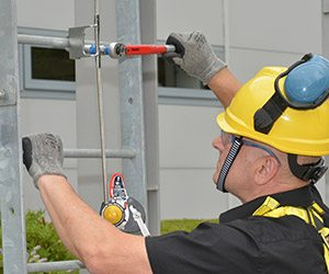 HCL Safety Fall Protection Servicing