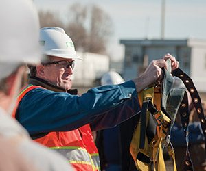 HCL Safety Fall Protection Training